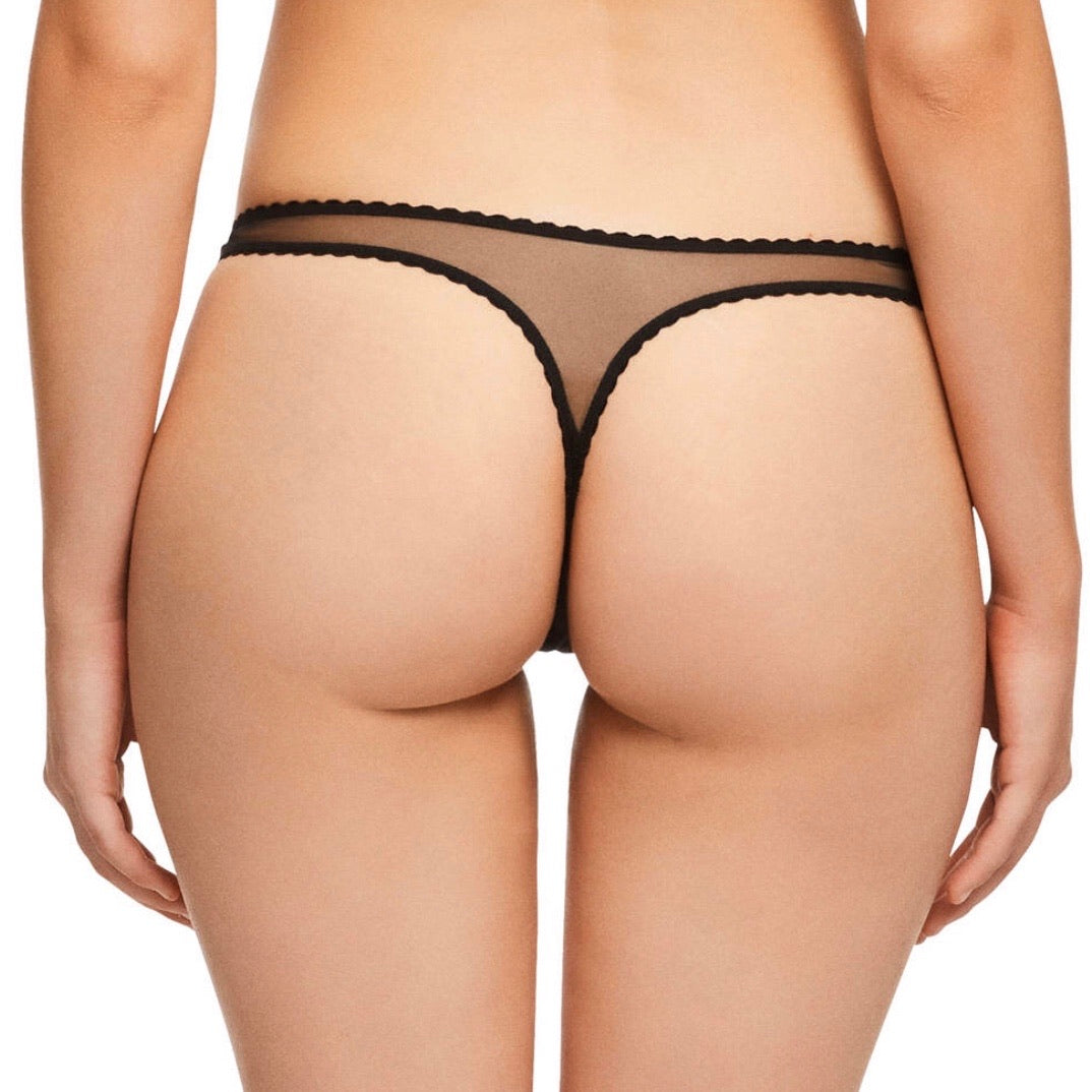 Dita Von Teese - Julie's Roses Thong - More Colors
