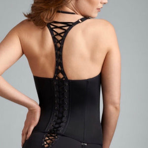 Marlies Dekkkers - Angel of Harlem Corset - Black