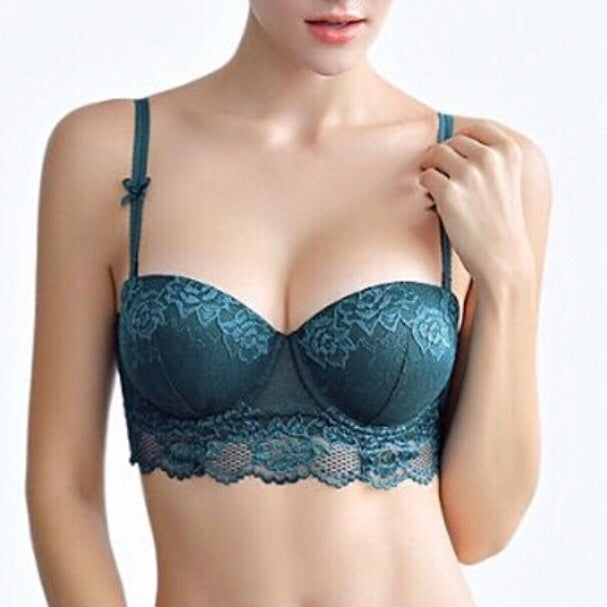 About the Bra - Emma Longline Bra - More Colors