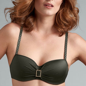 Marlies Dekkers - Emerald Lady Balcony Bra - Green