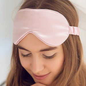 About the Bra - 100% Mulberry Silk Sleep-masks - More Colors