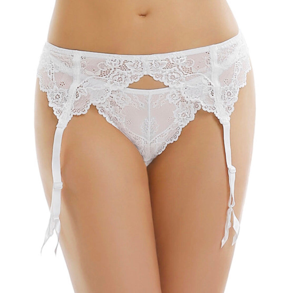 Jezebel Garter Belt - Caress - More Colors