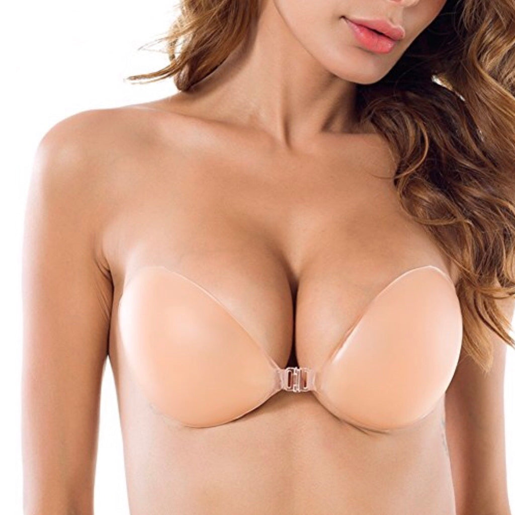 About the Bra - Lora Strapless Backless Bra - Nude