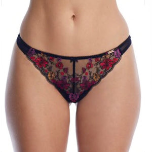 Gossard - VIP Bouquet Thong - Black