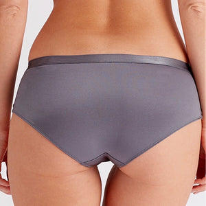 Pretty Polly - Botanical Lace Shorty - Grey