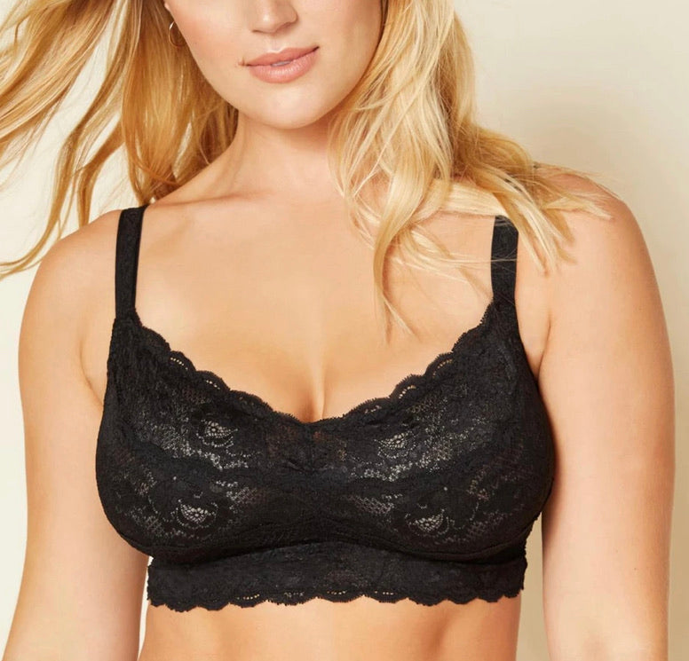 Cosabella - Never Say Never - Curvy Hook & Eye Bralette - More Colors