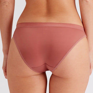 Pretty Polly - Naturals Brief - Rose