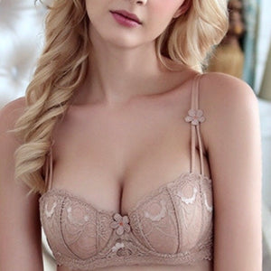 About the Bra - Desiree Demi-Cup Bra - More Colors
