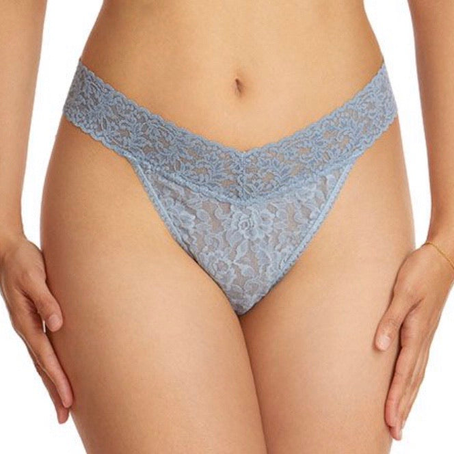 Hanky Panky - High Rise Lace Thong - More Colors