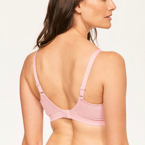 Panache - Andorra Wireless Bra - Pink