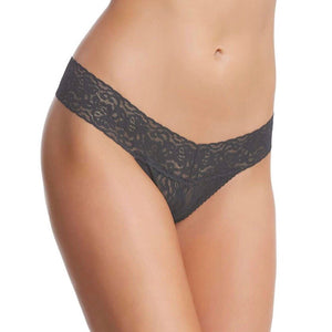 Piege - Super Comfortable Stretch Lace Thong - More Colors