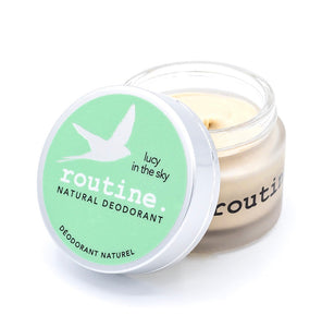 Routine Deodorant Creme - Lucy In the Sky - Vegan (no beeswax)