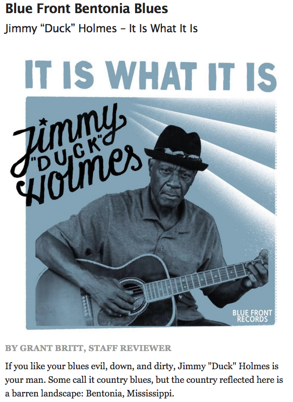 The Journal of Roots Music - No Depression, Reviews Jimmy