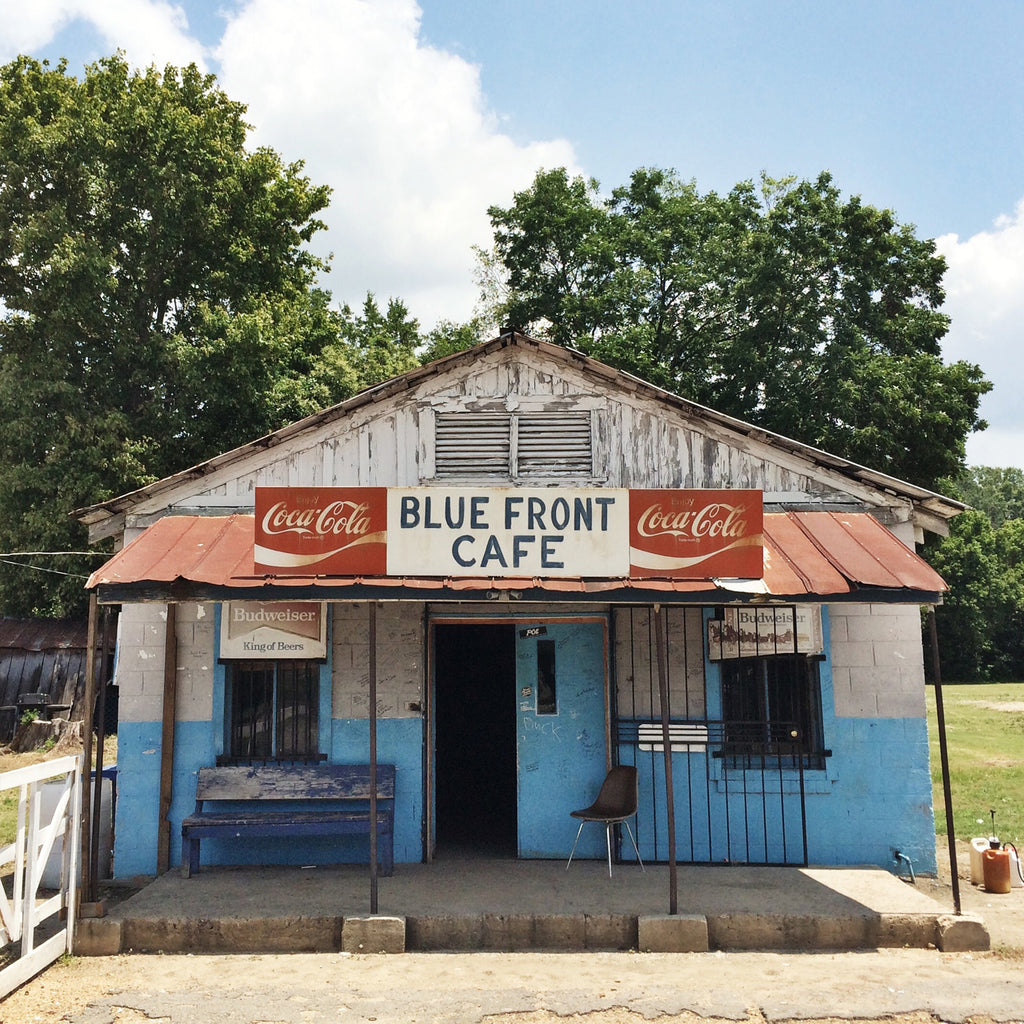 The Blue Front Cafe, The Oldest remaining Juke Joint in Mississippi