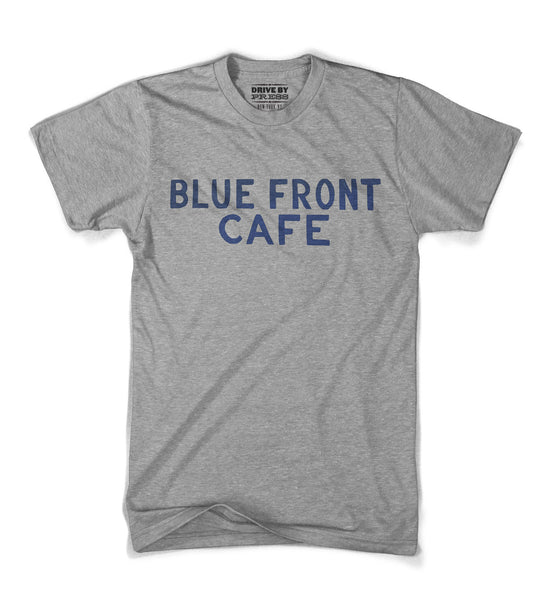 Blue Front Cafe Tee