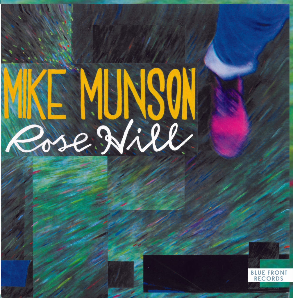 "Mike Munson - ""ROSE HILL"" - CD"