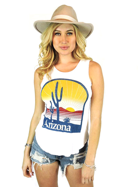 Arizona Drape Tank