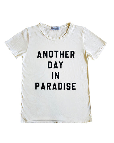 Another Day in Paradise Women's Tee