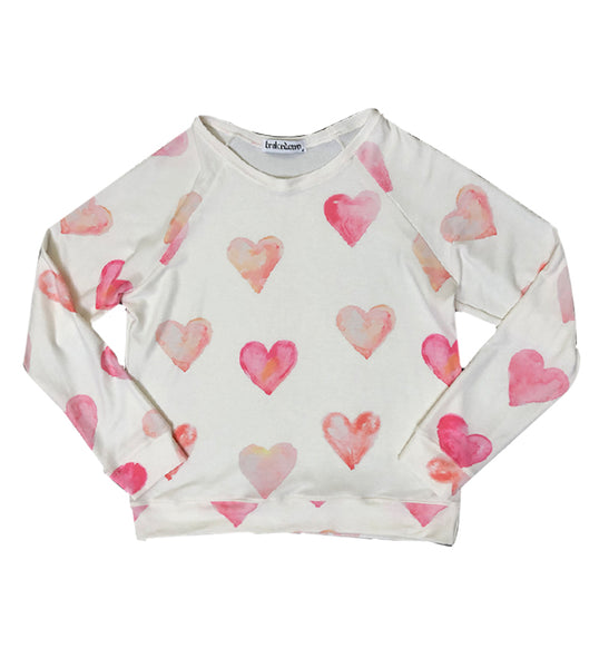 Women's Heart Sweatshirt