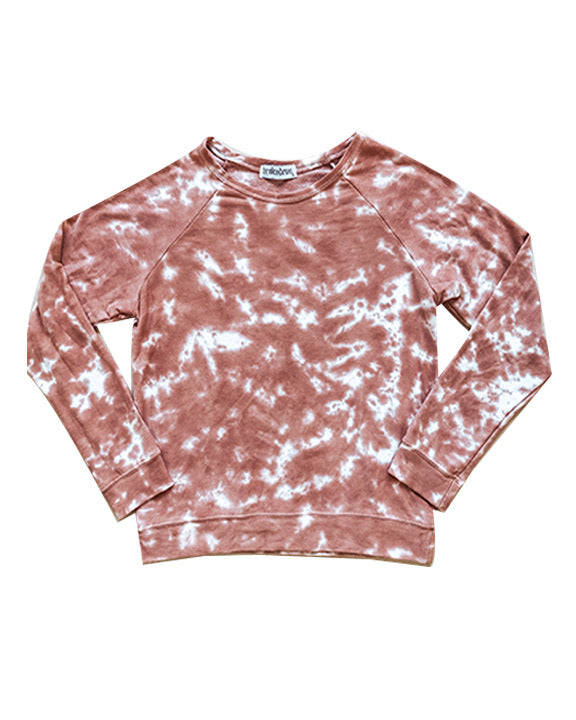 Cloud Wash Women's Tie Dye Sweatshirt