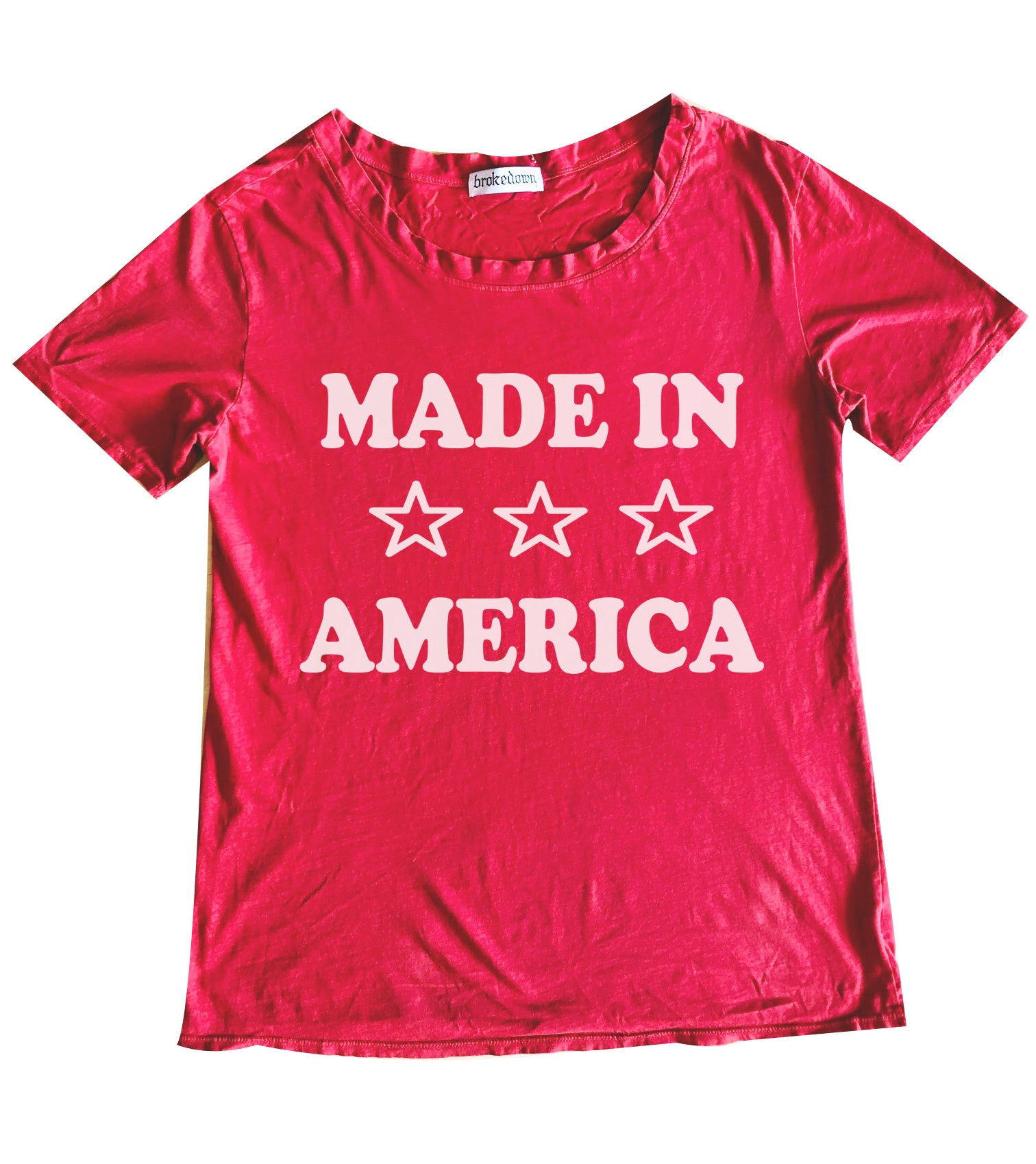 Made in America Women's Tee