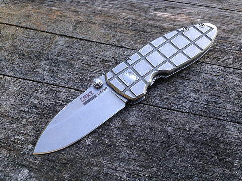 "CRKT Burnley ""Grid"" Squid Knife"