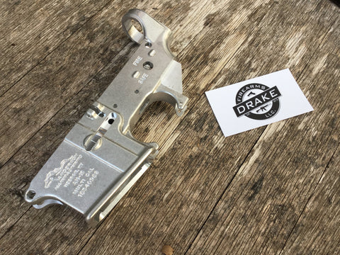 Anderson Manufacturing Stripped Lower Receiver-Cerakoted