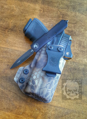 Gear Craft Holsters IWB Inside the Waistband Holster