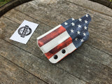GearCraft IWB Holsters Weathered American Flag