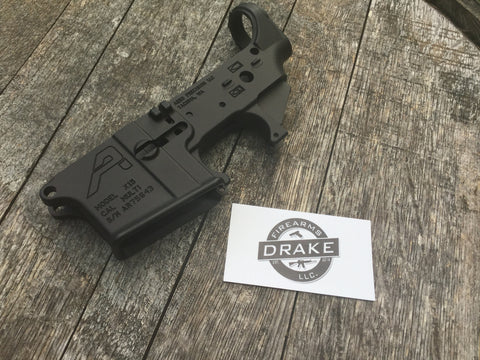 Aero Precision Stripped Lower Receiver