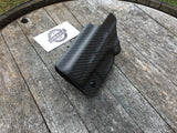 GearCraft IWB Holster Stealth Gray Carbon Glock 26/27