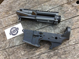 Anderson Manufacturing Stripped Receiver Set-Sniper Grey