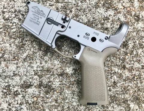 Anderson Manufacturing Lower/Stainless Cerakote