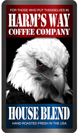 Harm's Way Coffee Company - Military Blend