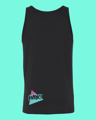 Run It Back Tank (Black)