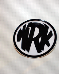 Circle Logo Sticker
