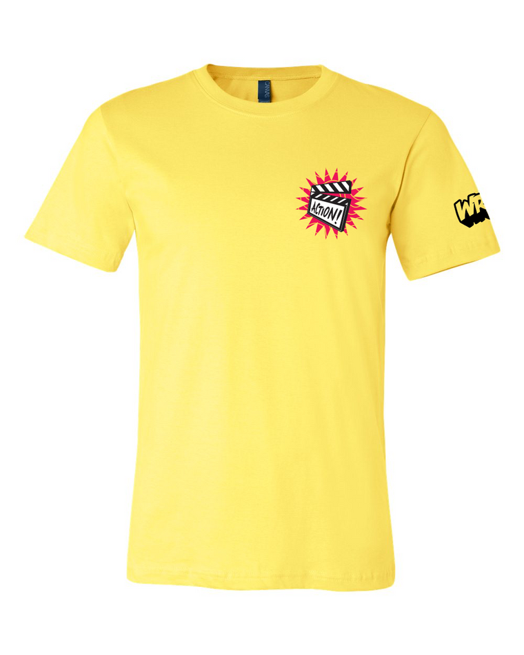 Action! Tee (Yellow)