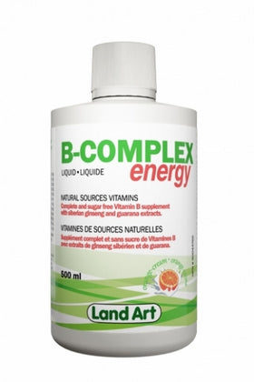 Land Art liquide B-complex 500 ml