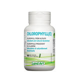 Land Art Chlorophyll 90 Capsules by Land art - Ebambu.ca natural health product store - free shipping <59$