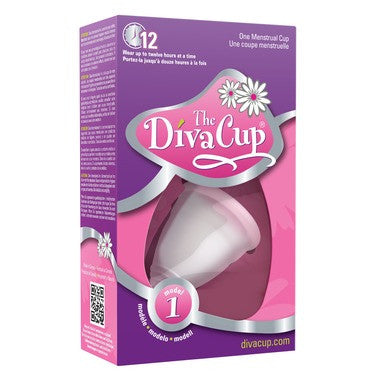The Diva Cup by The Diva Cup - Ebambu.ca natural health product store - free shipping <59$