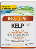 Nutripur Kelp Plus by Nutripur - Ebambu.ca natural health product store - free shipping <59$