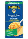 Annie's Homegrown - Classic Cheddar Macaroni & Cheese 170 g - Ebambu.ca free delivery >59$