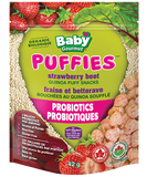 Baby Gourmet - Puffies Strawberry Beet - Ebambu.ca free delivery >59$