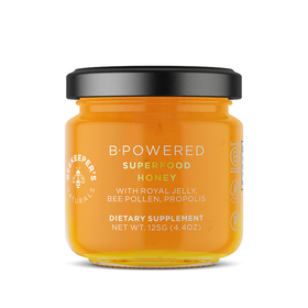Beekeeper's Natural Inc. - B.Powered Superfood Honey