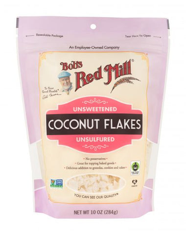 Bob's Red Mill - Coconut Flakes 248 g - Ebambu.ca free delivery >59$