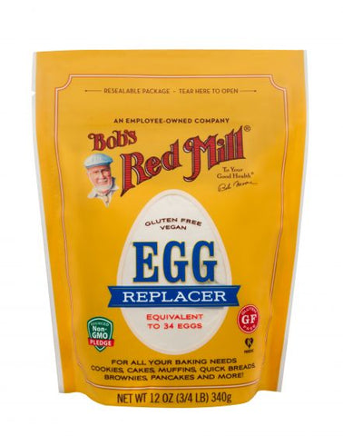 Bob's Red Mill - Gluten Free Egg Replacer 340 g - Ebambu.ca free delivery >59$