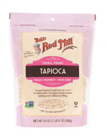 Bob's Red Mill - Tapioca Small Pearl 680 g