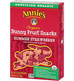 Annie's Homegrown - Gummy bunnies (snack size)