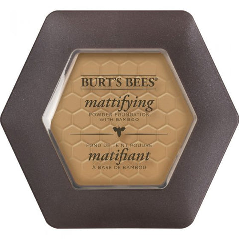 Burt's Bees - Powder Foundation - 6 Tones - Almond 8.5g - Ebambu.ca FREE SHIPPING OVER 59$