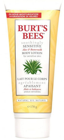 Burt´s Bees - Body Lotion 170g - 3 fragances by Burt's Bees - Ebambu.ca natural health product store - free shipping <59$